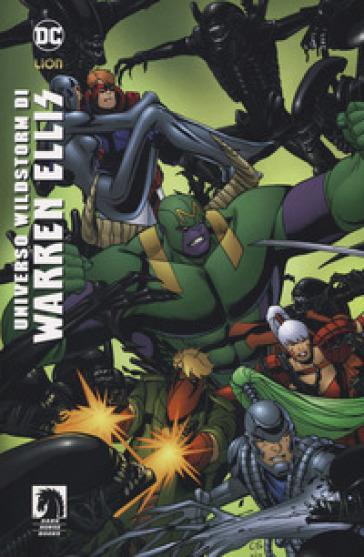 Universo Wildstorm - Warren Ellis   Jonathanterrington.com