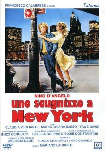 Uno scugnizzo a New York (DVD)