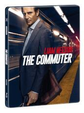 Uomo Sul Treno (L ) - The Commuter (4k Hd+Blu-Ray) (Steelbook)