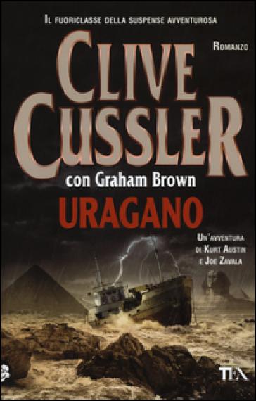 Uragano - Clive Cussler | Rochesterscifianimecon.com
