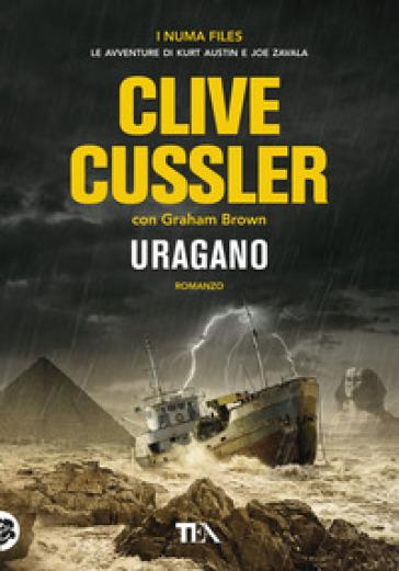 Uragano - Clive Cussler |
