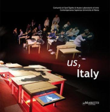 Us Italy. Ediz. illustrata - Anton Roca |