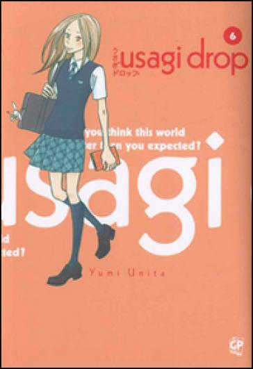 Usagi Drop. 6. - Yumi Unita |