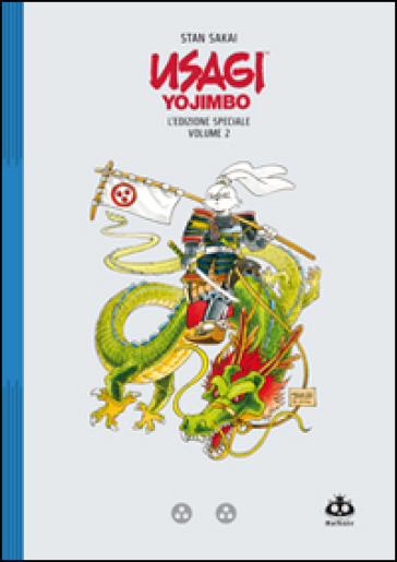 Usagi Yojimbo. 2. - Stan Sakai   Jonathanterrington.com