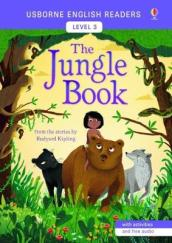 Usborne English Readers Level 3: The Jungle Book