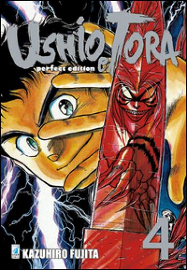 Ushio e Tora. Perfect edition. 4. - Kazuhiro Fujita | Rochesterscifianimecon.com