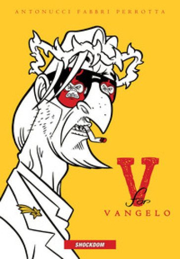 V for Vangelo - Daniele Fabbri pdf epub