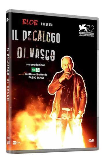 VASCO ROSSI - IL DECALOGO DI VASCO (DVD)