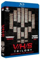 V/H/S Trilogy (3 Blu-Ray)