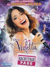 VIOLETTA - BACKSTAGE PASS (DVD)