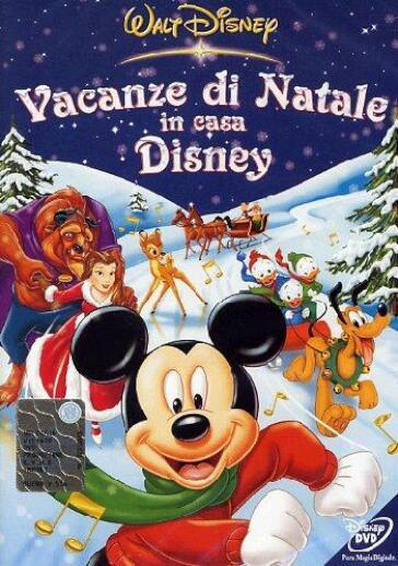 Vacanze di natale in casa disney dvd mondadori store