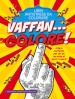 Vaffan...colore! Libri antistress da colorare