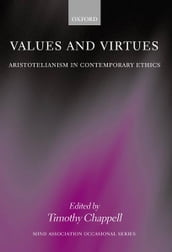 Values and Virtues