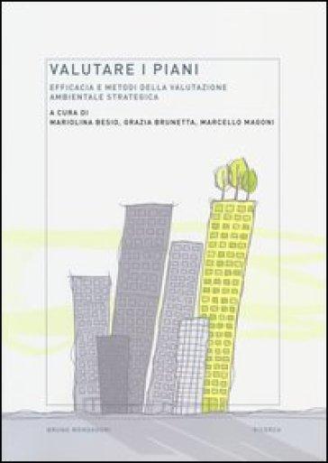 Valutare i piani. Efficacia e metodi della valutazione ambientale strategica - M. Besio |