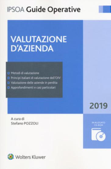 Valutazione d'azienda. Con CD-ROM - S. Pozzoli pdf epub