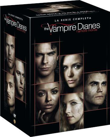 Vampire Diaries (The) - Serie Completa (38 Dvd)