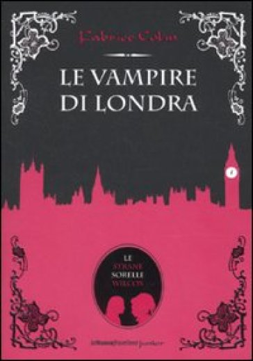 Vampire di Londra (Le) - Fabrice Colin |