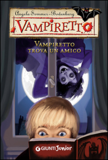 Vampiretto trova un amico - Angela Sommer-Bodenburg   Rochesterscifianimecon.com