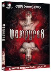 Vampyres (DVD)(limited edition) (+booklet)