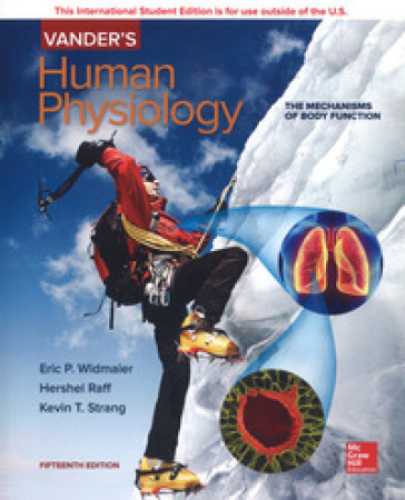 Vander's human physiology - Eric P. Widmaier | Thecosgala.com