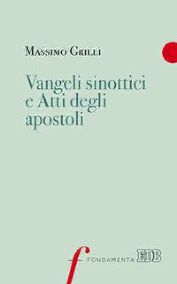 Vangeli sinottici e Atti degli Apostoli - Massimo Grilli | Jonathanterrington.com