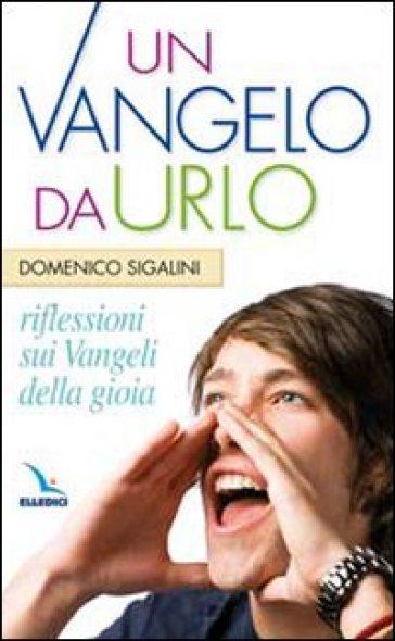 Un Vangelo da urlo. Riflessioni sui Vangeli della gioia. La pietra nello stagno - Domenico Sigalini |
