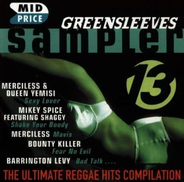 Various Greensleeves And 57 Other Favorite Folk Songs