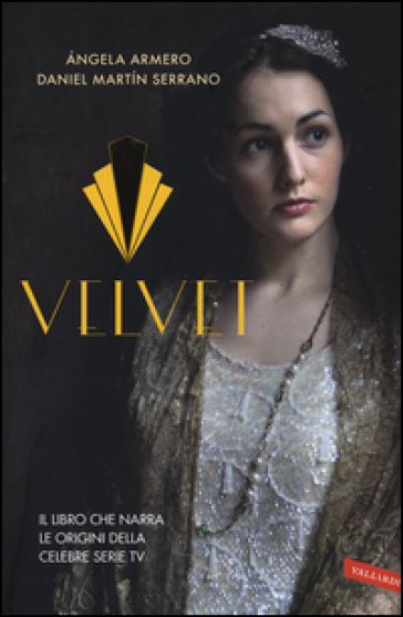 Velvet - Angela Armero pdf epub