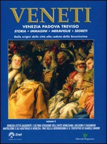Veneti. Venezia Padova Treviso. 5. - G. Felisari |