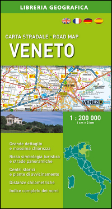 Veneto 1:200.000