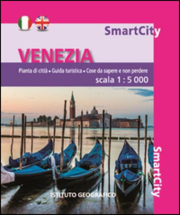 Venezia 1:5.000. Ediz. bilingue