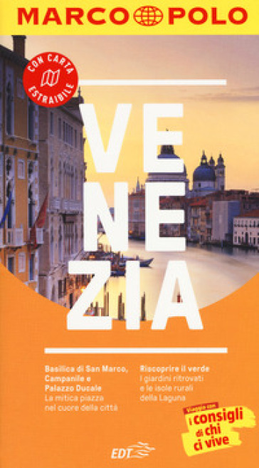Venezia. Con atlante stradale - Walter M. Weiss |