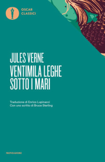 Ventimila leghe sotto i mari - Jules Verne  
