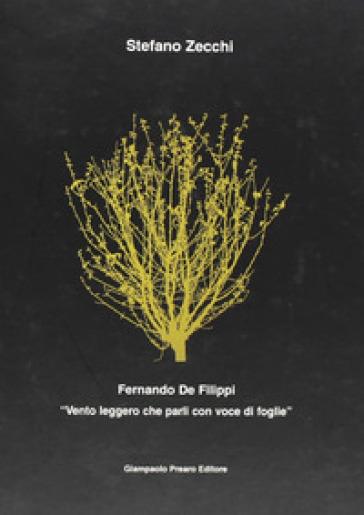 «Vento leggero che parli con voce di foglie» - Stefano Zecchi pdf epub