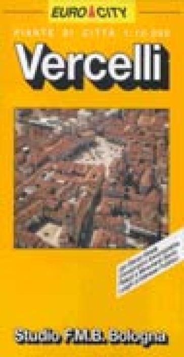 Vercelli 1:10.000 -  pdf epub