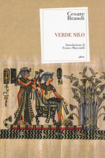 Verde Nilo - Cesare Brandi |