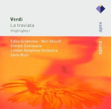 Verdi : la traviata [highlight
