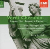 Verdi: requiem & cherubini: re