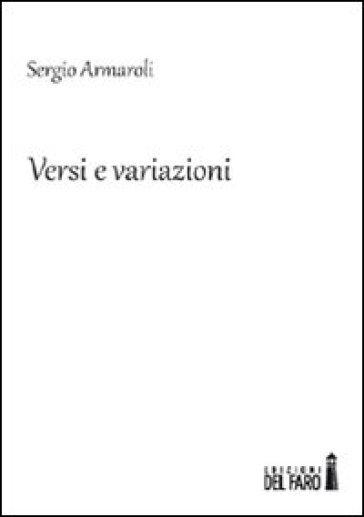 Versi e variazioni - Sergio Armaroli |