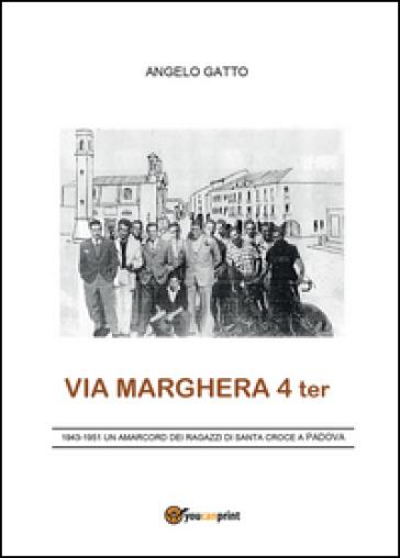 Via Marghera 4 ter - Angelo Gatto |
