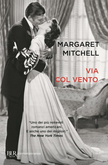 Via col vento - Margaret Mitchell |