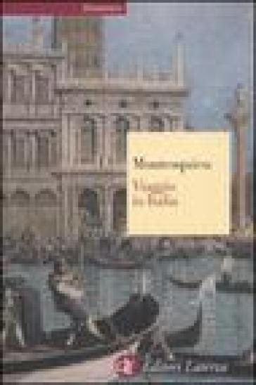 Viaggio in Italia - Charles L. de Montesquieu   Rochesterscifianimecon.com