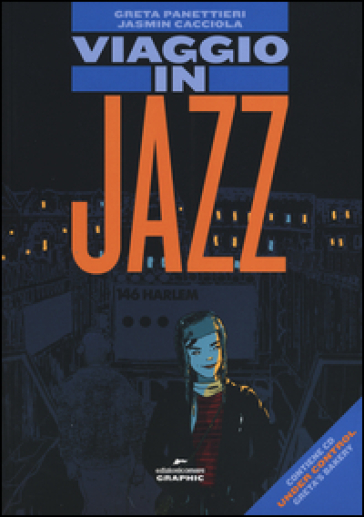 Viaggio in jazz. Con CD Audio - Greta Panettieri | Rochesterscifianimecon.com