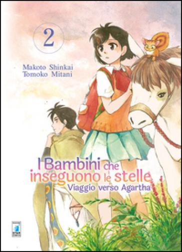 Viaggio verso Agartha. I bambini che inseguono le stelle. 2. - Makoto Shinkai |