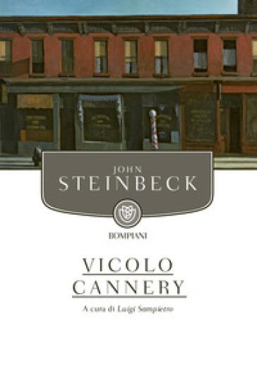 Vicolo Cannery - John Steinbeck | Kritjur.org