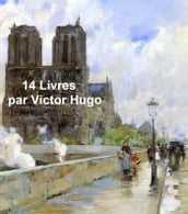 Victor Hugo: 14 books in the original French