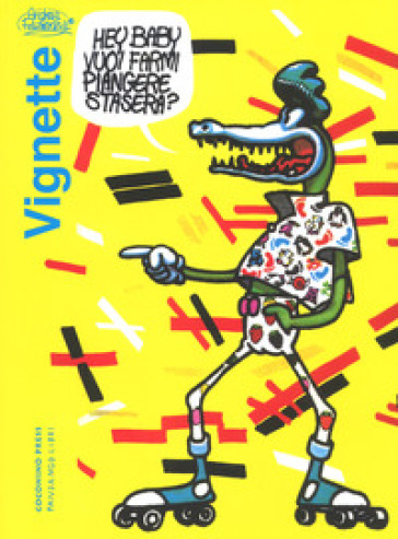 Vignette - Andrea Pazienza | Jonathanterrington.com