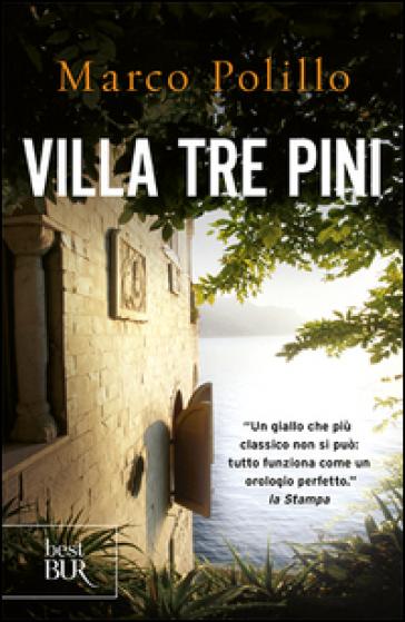 Villa Tre Pini - Marco Polillo pdf epub