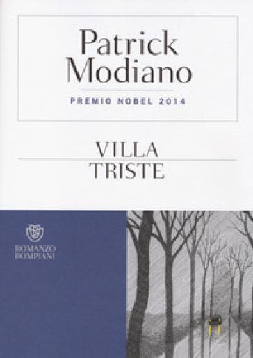 Villa Triste - Patrick Modiano |