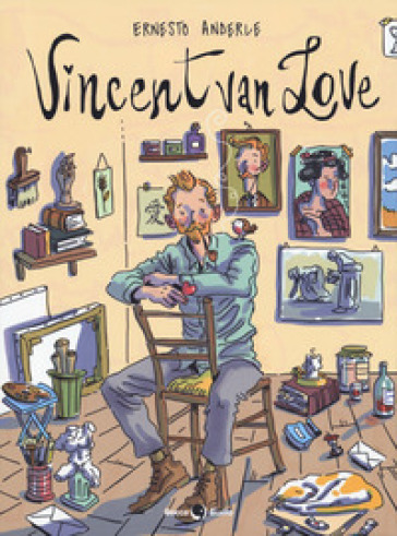 Vincent van Love - Ernesto Anderle | Thecosgala.com